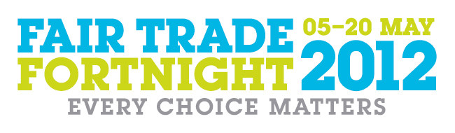 Fair Trade Fortnight logo
