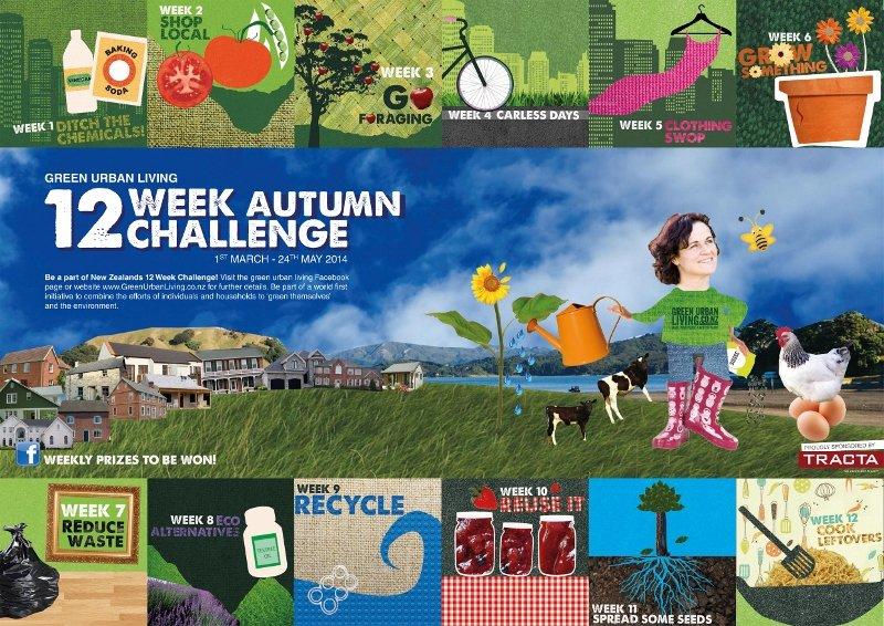 Autmn Challenge 2014 Poster