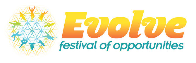 The Evolve festival of opportunities Logo