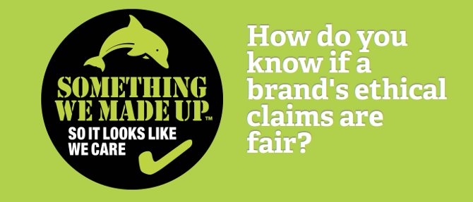 Fairtrade on branding ethics