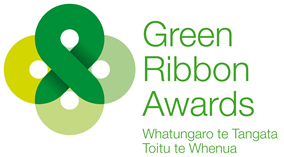 Green Ribbon Award logo