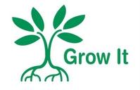 The grow it logo