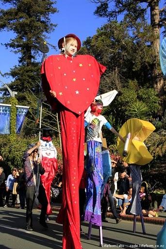 Big Heart - Nelson Masked Parade 2010