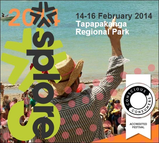 Conscious Consumer have awarded their first ever FESTIVAL ACCREDITATION to Splore