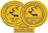 2012 Sydney International Wine Competition award logos