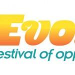 The Evolve festival of opportunities Logo