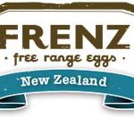 Frenz Eggs Logo