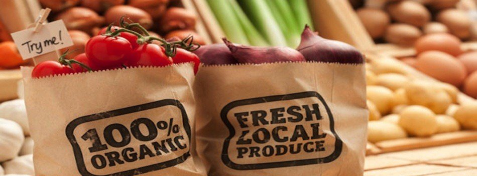 Try Fresh Organic Produce