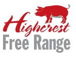 Highcrest free Range pork