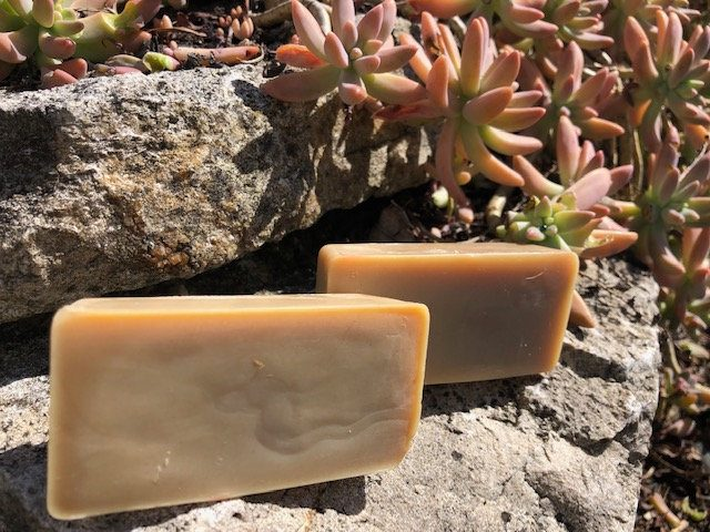 Kahuku soap bars