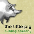 the Little Pig Building Company logo
