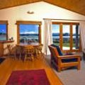 Manuka Island Eco Cottage - Nelson coastal accommodation, New Zealand