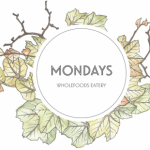 Mondays Wholefoods logo