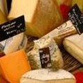 Selection of cheeses at Oamaru Farmers' Market