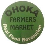 Ohoka Farmers' Market logo