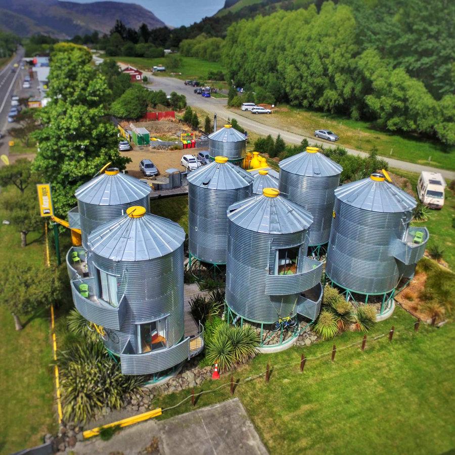 SiloStay - Apartments, Banks Peninsula, Canterbury   Ecofind   EcoFind