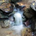 A rocky stream