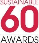 Sustainable60 Awards Logo