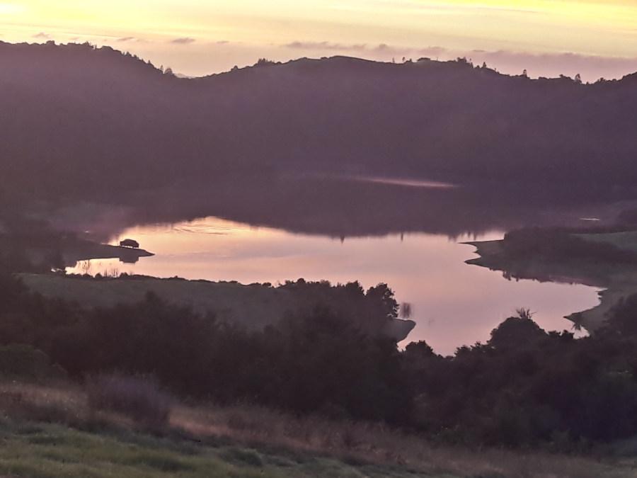 Landscape at valley vista