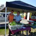 A Stall at the Wanaka Farmers Market