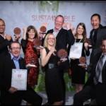 Ziptrek Ecotours at the 2011 Sustainable60 Awards